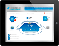 Klereo connect pad2