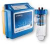 Salt electrolysis chemical disinfection